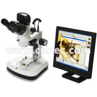 Quality 7x - 46x Zoom Stereo Digital Optical Microscope Reflected Light Microscopes A32.2601 for sale