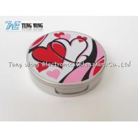 China Professional Cute Pocket Makeup Mirror Ladies Compact Mirror Gifts wholesale