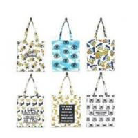 China Recycled Organic Cotton Shopping Bag on sale