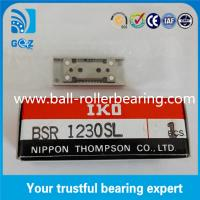 China Industrial BSR1230SL Block Linear Guide Bearings For CNC Machine wholesale
