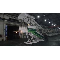 China Passenger Вoarding Stairs With Travelling Distance 50 - 80 km And Curtis Controller wholesale