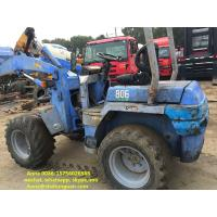 China Japan Made Used Mini Wheel Loader 2960 Working Hours For Container wholesale