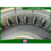 Buy cheap OEM / ODM 2 Piece Steel Forging Mould Segmented For Solid Tyre from wholesalers