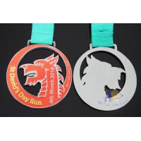 China Die Casting Sports Award Medals 80 * 3mm For Dragon Boat Race / Sailboat wholesale