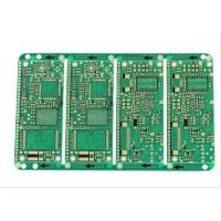 Buy cheap FR-4 Green Aluminum Automotive PCB GPS 1oz Copper Electronic Pcb Assembly  from wholesalers
