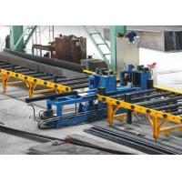 China Cantilever H Beam Automatic Submerged Arc Welding Machine 4kW High Power on sale