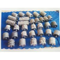 Quality Sliver Patter Roller Weaving Machine Parts Steel Ues In Gloves / Masks / NonWoven Bags wholesale