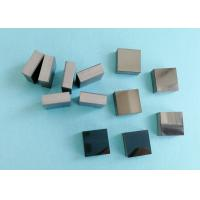China Rectangle Pcd Wire Drawing Die Blanks / PCD Square Carbide Blanks Laser Cutting wholesale
