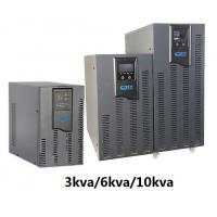 China 3KVA - 15KVA Outdoor UPS Battery Backup Armenia Led / Lcd Ups Power Supply wholesale