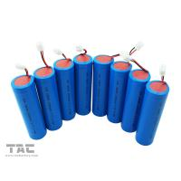 Buy cheap AA Lithium Batteries 14500  320MAH 3.7V Cell For Clipper  and Massage Device from wholesalers