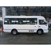 Buy cheap Luxury Diesel ISUZU Engine Manual City Mini Passenger Bus Gearbox 19 Seat from wholesalers
