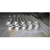 China Heat exchanger Boiler tube Pickled / Bright Annealed Stainless Steel Seamless Tube / U BEND , COIL on sale