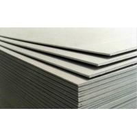 China 9mm Reinforced Fiber Calcium Silicate Insulation Board Free Asbestos Eco Friendly wholesale