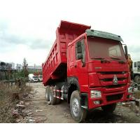 China Used Tractor Truck Sinotruk 6X4 HOWO 371HP 420HP Tractor Truck Prime Mover and Tractor Head Dump Truck Tipper Truck for wholesale