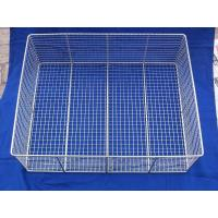 China Stainless Steel Medical Sterilization Basket wholesale