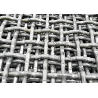 Woven Square Self Cleaning Screen Mesh For Quarry / Mining / Aggregate Industry