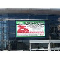 SMD2727 P6 Programmable Led Screen , Led Screen Wall Refresh Rate Over 1920Hz