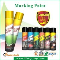 China Custom Tree spray marking paint For Wood , Fast Drying And High Spray Rate wholesale
