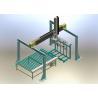 Quality 4.5kw CE Construction Flat Glass Loading Machine 2500 × 1800 mm wholesale