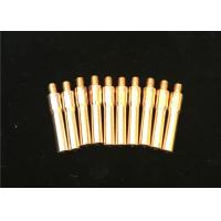 China Welding Industrial Consumable Products Conductive Copper Nozzle wholesale