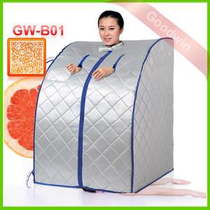 China Far infrared sauna infrared portable Sauna on sale