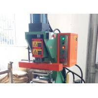 Buy cheap High Efficiency Hydraulic Punching Machine , Sheet Metal Punch Press Machine from wholesalers