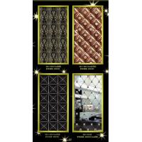 4mm,5mm,6mm Spell mirror tiles for home hotel church decoration