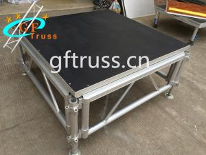 China Lighting Tower Truss for Outdoor Concert Stage Roof for sale wholesale