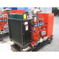 Quality Prime Power 30kw Biogas Generator Set , Gas Backup Generator With Stamford Alternator for sale