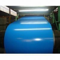 China Pre-painted Steel Sheets/Coil with General Polyester and Hot-dipped Galvanized Strip wholesale