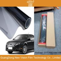 China PET material 2ply SRC self-adhesive solar film heat resistant car window insulfilme in 0.7 wholesale