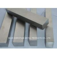 China UNS S32205 / S31803  Duplex Stainless Steel Square  Round Bar High Yield Strength wholesale