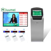 Quality Electronic Wireless Queue Management System For Hospital Telecom Company for sale