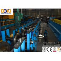 Quality Touching Screen C Purlin Roll Forming Machine With 76mm Material wholesale