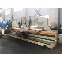 Buy cheap Edge Milling Machine 7.5kw Taiwan Elong Head 4M Span for Steel Plate Beveling from wholesalers