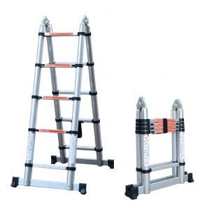 China Portable 3.8m Multi Purpose Platform Ladder wholesale