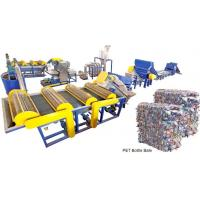 Quality PET Bottle flakes Washing Line Recycling Machine for sale
