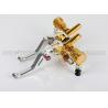 China CNC Aluminum Alloy Motorcycle Brake Clutch Master Cylinder Kit Reservoir Lever wholesale