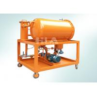 China Fuel Oil Hydraulic Oil Filtration Equipment Oil Water Separation 600 L/hour wholesale
