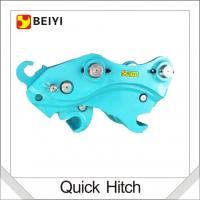 China BEIYI BYKL Excavator Hydraulic Tilting Coupler Quick Hitch on sales wholesale