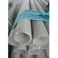 China Oil & Gas Industry Stainless Steel Round Tube Precise Dimension Anti - Corrosion wholesale