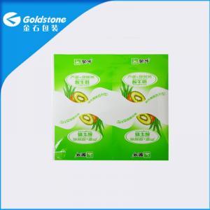 Buy cheap Eco Friendly Laminated Yogurt Plastic Cup Sealing Film Food Packaging Material from wholesalers