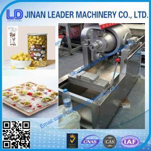 China Popcorn     snack Machinery wholesale