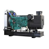 Quality Low Fuel Consumption Volvo Diesel Generator Engine TAD1643GE for sale