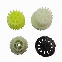 Buy cheap Pom Spur Precision Plastic Gears Straight Tooth Gear Injection Plastic Modling Type from wholesalers