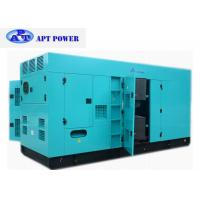Quality Silent 550kVA / 440kW Standby Volvo Diesel Generator Power Electric Genset , TAD1641GE wholesale