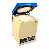 China Top Loading Crucible High Temp Furnace , Laboratory Electric Oven 100-1200 Degree wholesale