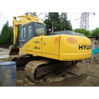 China Used HYUNDAI 200-5D EXCAVATOR FOR SALE wholesale
