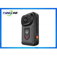 China Police Wireless Wearable 4G Body Worn Camera 1080P Night Vision Rechargeable Battery wholesale