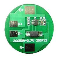 China 2S Li-ion Li-polymer Protection Circuit Module for LiFePO4 Battery wholesale